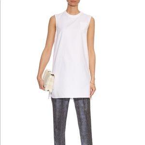 NWT S' Max Mara sleeveless Magico long top size 8